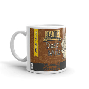 Deez Nutz Coffee Cup