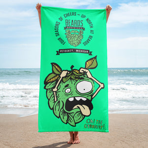 Oh! The Citranity! Beach Towel