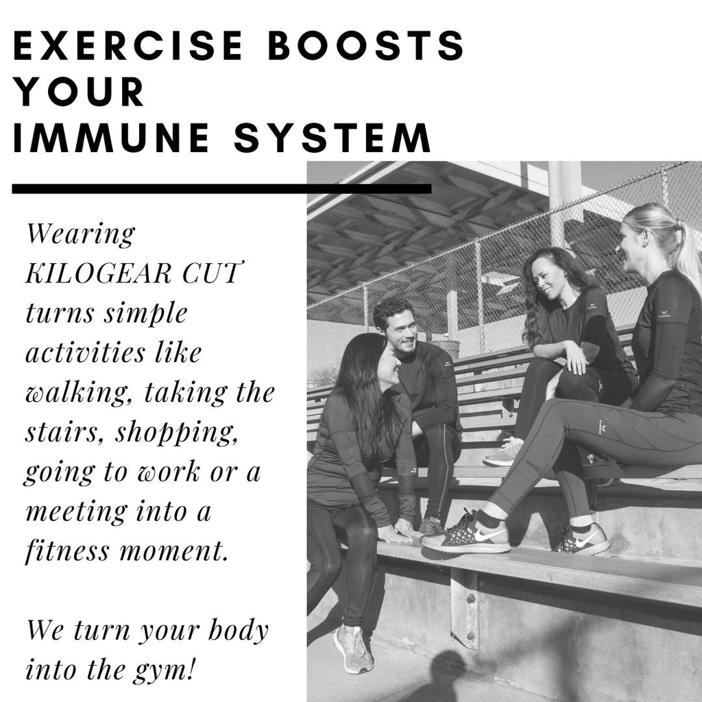 20 Minutes Of  Exercise A Day Can Boost Your Immune System