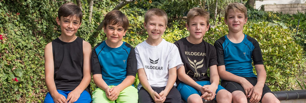 KILOGEAR CUT Is Safe For Young Athletes