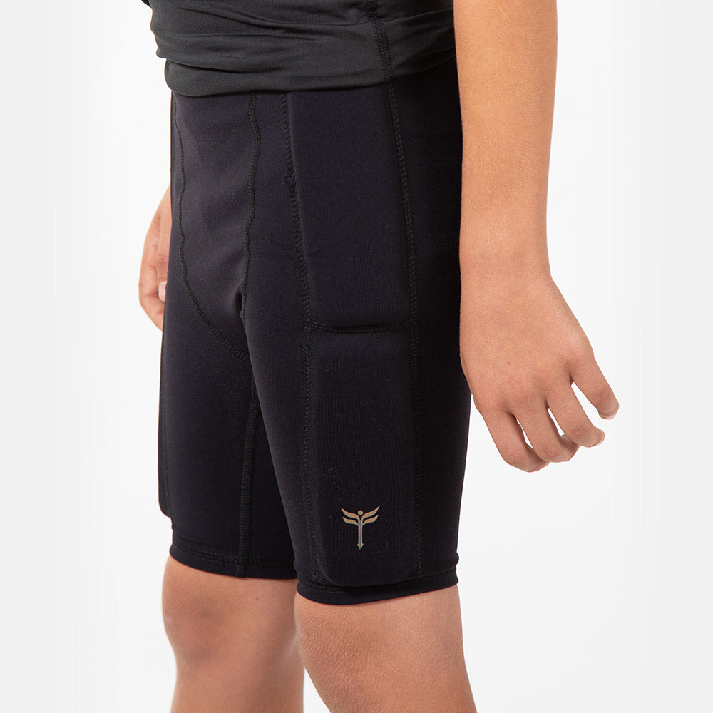 Boy's Elite Weighted Compression Short