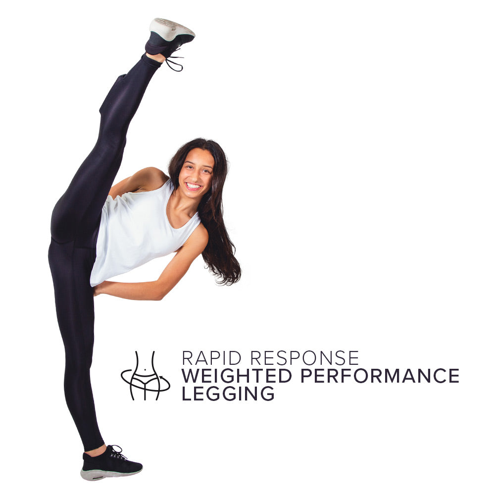 Girl's Rapid Response Weighted Performance Legging