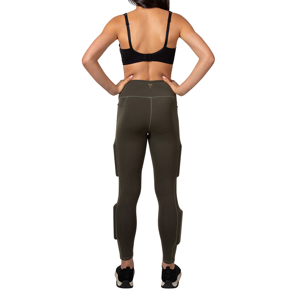 Girl's Juniper Lift LifeStyle Weighted Legging