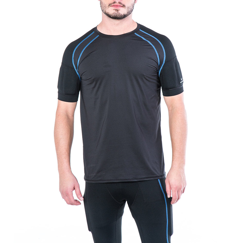 Men's CUT Weighted Compression Short Sleeve