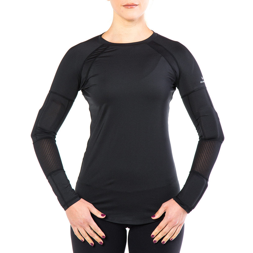 Women's CUT Perfect Balance Weighted Long Sleeve
