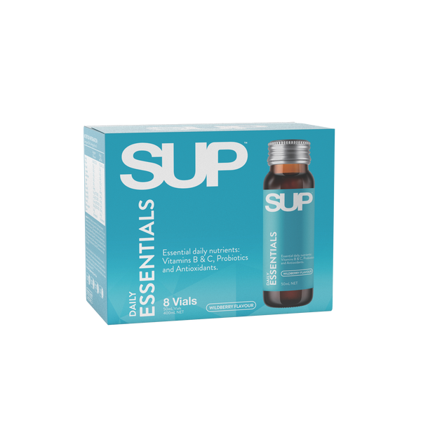 SUP<sup>TM</sup> SHOT DAILY ESSENTIALS 8 PACK