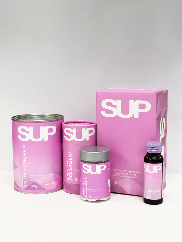 SUP Inner Glow Collagen Pack