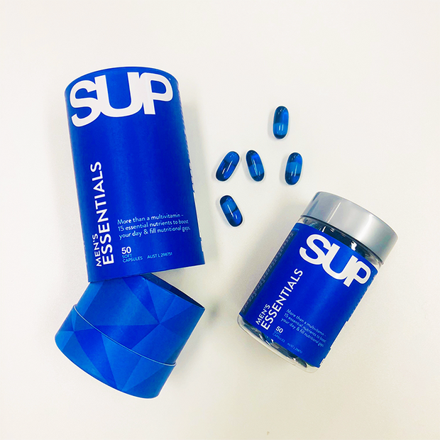 SUP supplements Men's Essentials Multivitamin