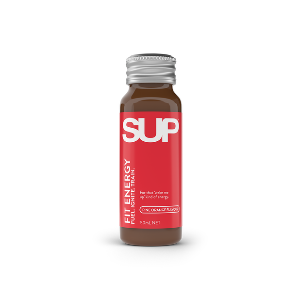SUP<sup>TM</sup> SHOT FIT ENERGY 8 PACK