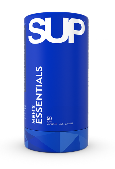 SUP<sup>TM</sup> MEN'S ESSENTIALS