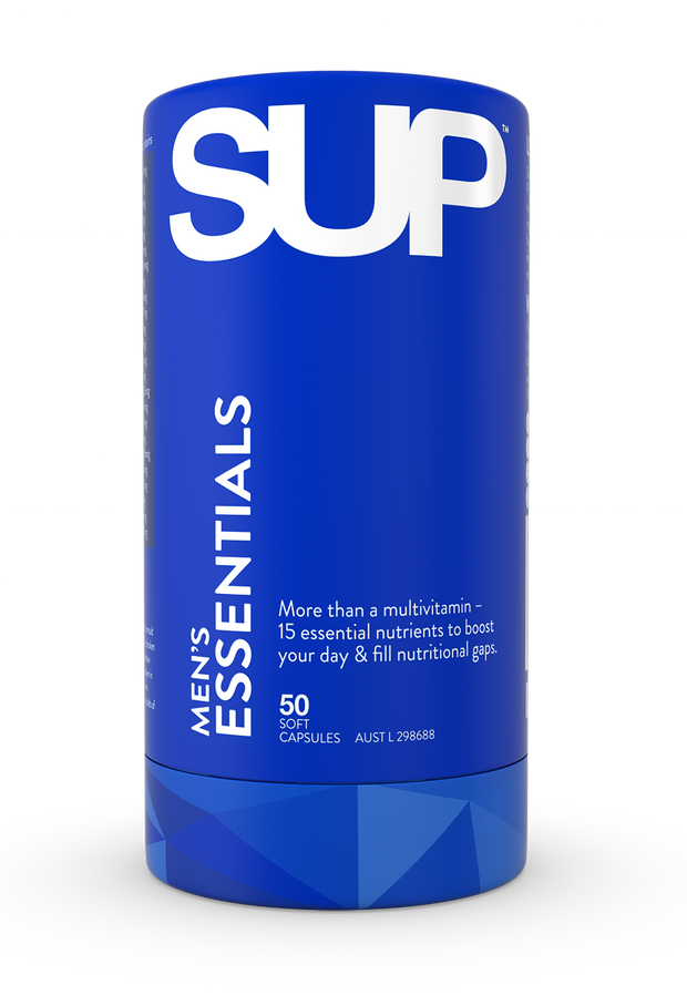 SUP Men's Essentials Multivitamin