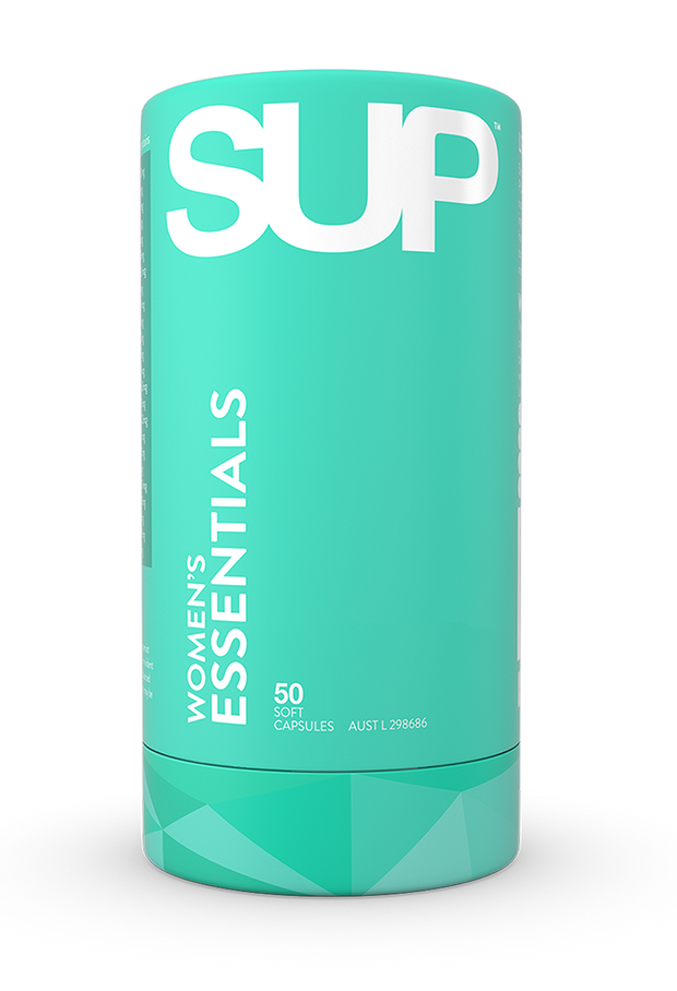 SUP supplements Women's Essentials Multivitamin vitamins for women