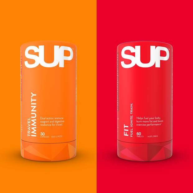 travel pack sup supplements travel immunity and fit