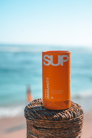 SUP Supplements Travel Immunity system probiotics