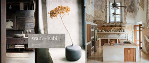 A rough guide to Wabi-Sabi