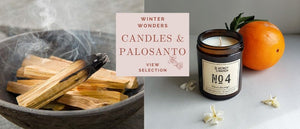 Unik by Nature Scented candles and palosanto