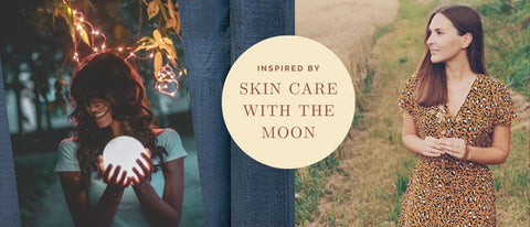 Unik by Nature Skin care with the moon