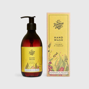 Hand Wash Lemongrass and Cedarwood - Unik by Nature