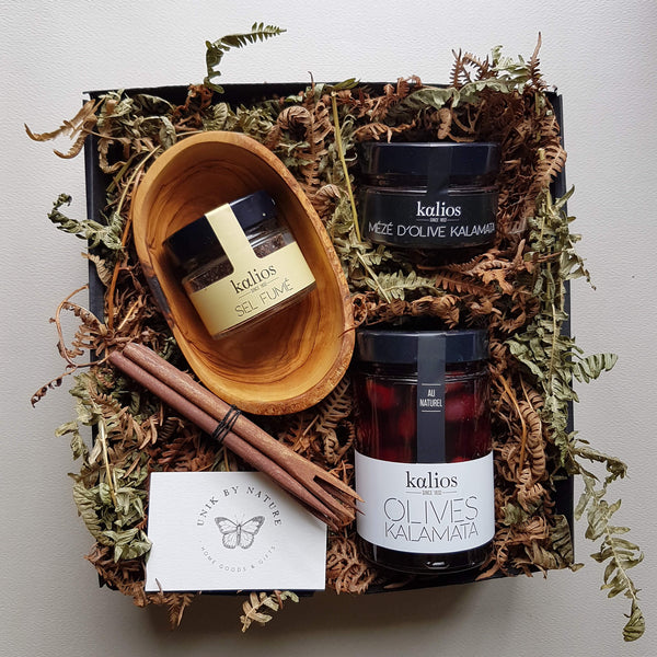 My Foodie Friend 02 - Gift Box - Unik by Nature