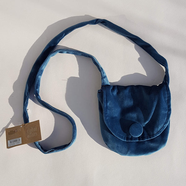Velvet Girls Bag - Unik by Nature