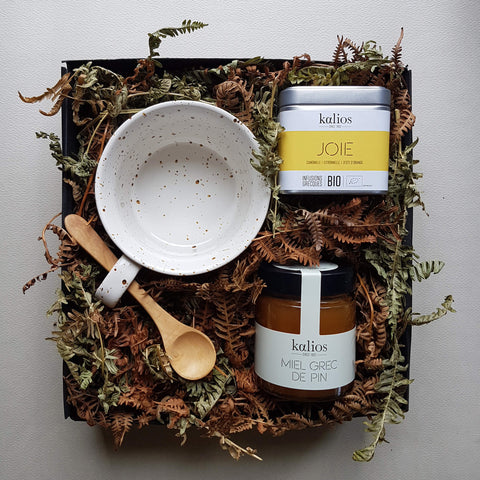 Tea for one - Gift Box - Unik by Nature