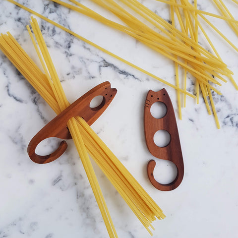 Sunday Morning Spaghetti Measuring Tool Handmade - Unik by Nature