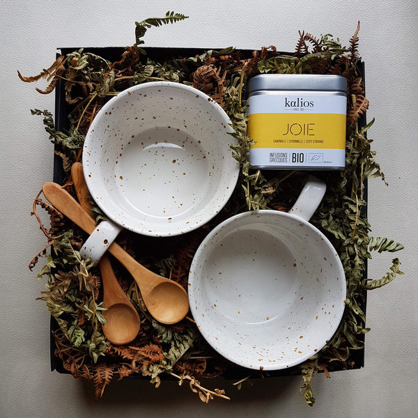 Tea for two - Gift box - Unik by Nature