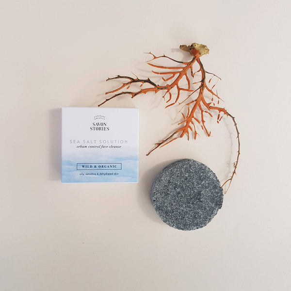 Wild & Organic Sea Salt Solution - Face Cleanse - Unik by Nature