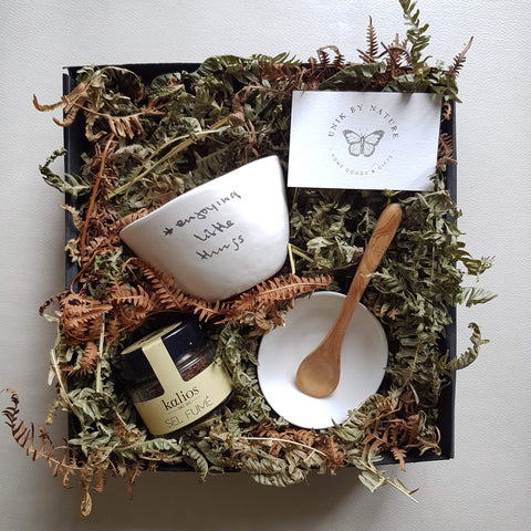 Enjoying Little Things - Gift box - Unik by Nature