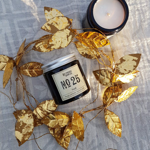 "Small size Scented Candle ""Christmas"" - No 25 Noël - Unik by Nature"