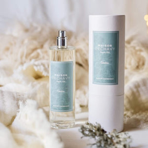 Room Scent Spray Wood Fire Lavender and Patchouli - Unik by Nature