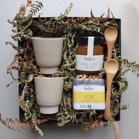 Pure Happiness for Two - Gift box - Unik by Nature