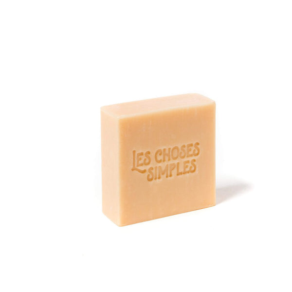 Orange Blossom Soap with Olive oil and Coconut oil - Unik by Nature