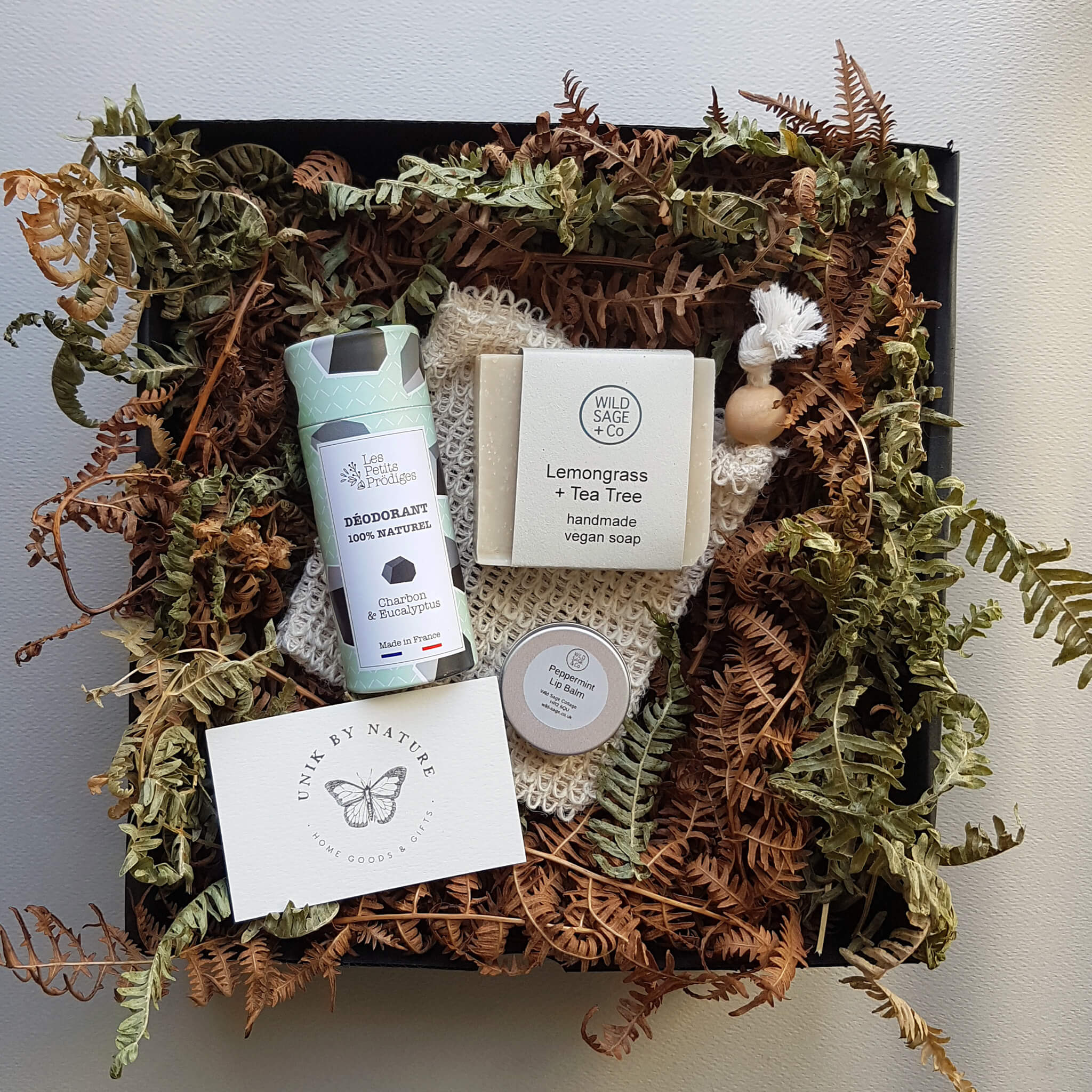 Smells Like Teen Spirit - Gift Box - Unik by Nature