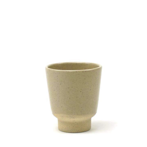 Cup Rutunda dotted clay 130 ml - Unik by Nature