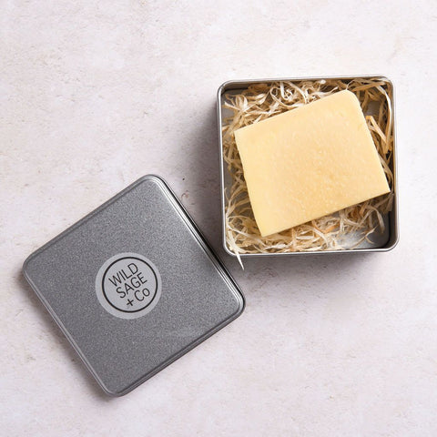 Soap Travel Box with Wood Wool - Unik by Nature