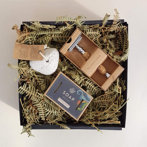 Oh Boy so Smooth - Gift Box - Unik by Nature