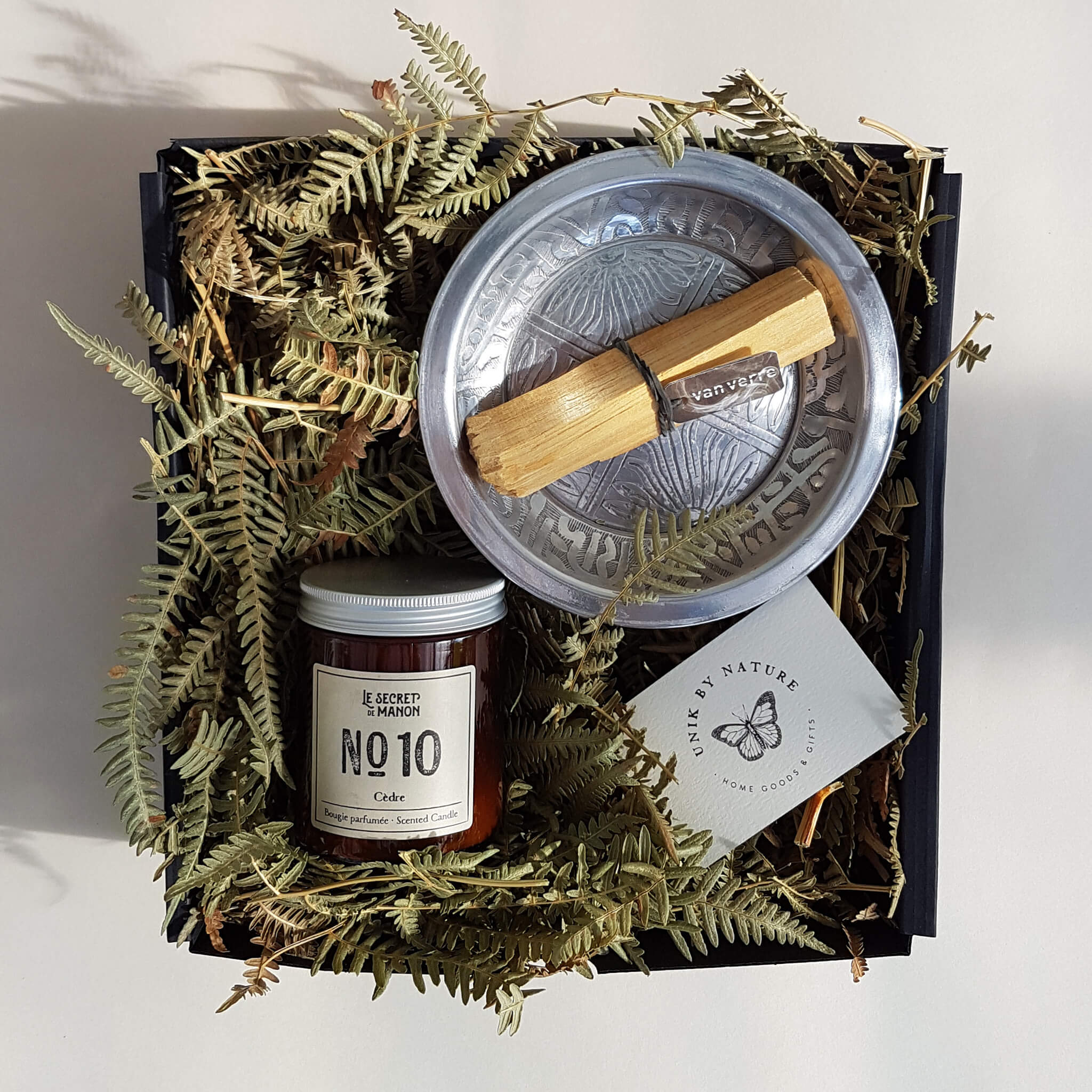 My Natural Home Fragrance N°1 - Gift Box - Unik by Nature