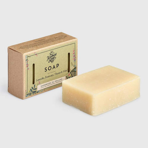 The Handmade Soap Company Lavender Rosemary Thyme & Mint Soap - Unik by Nature