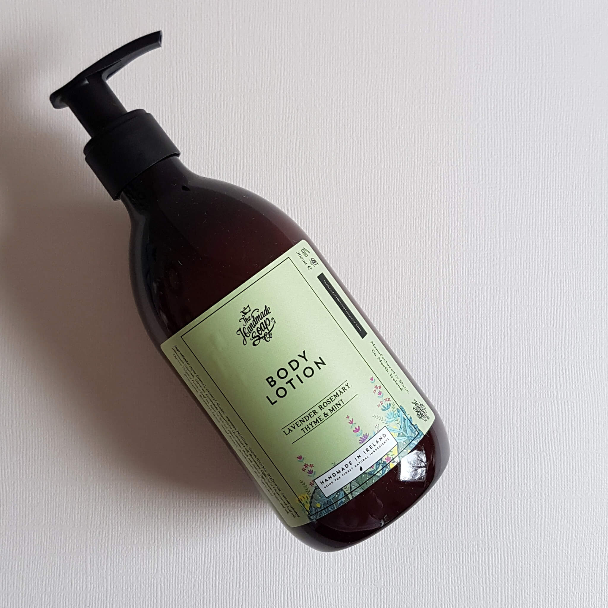 Lavender Rosemary Thyme & Mint Body Lotion - Unik by Nature