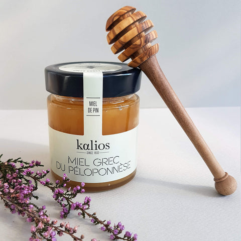 Kalios Greek Pine Honey - Unik by Nature