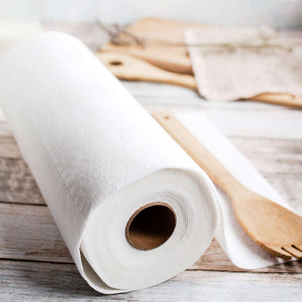 Washable Organic Bamboo Paper Towel Roll - 20 Sheets - Unik by Nature