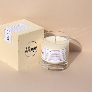Belle Vague Bateau Ivre Scented Candle - Unik by Nature