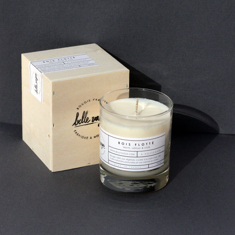 Belle Vague Bois Flotté Scented Candle - Unik by Nature