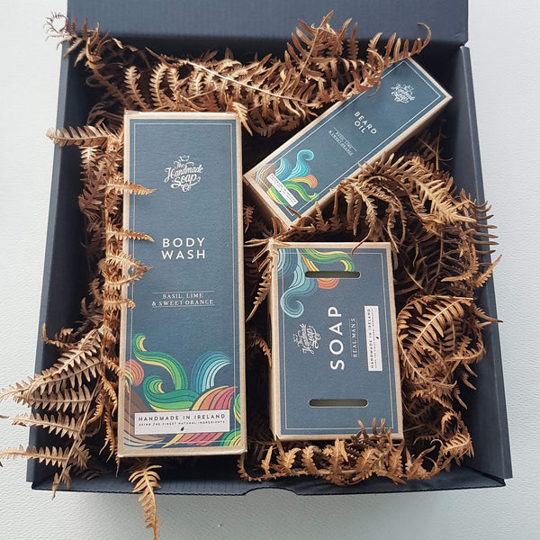 My Bearded Friend - Gift Box - Unik by Nature