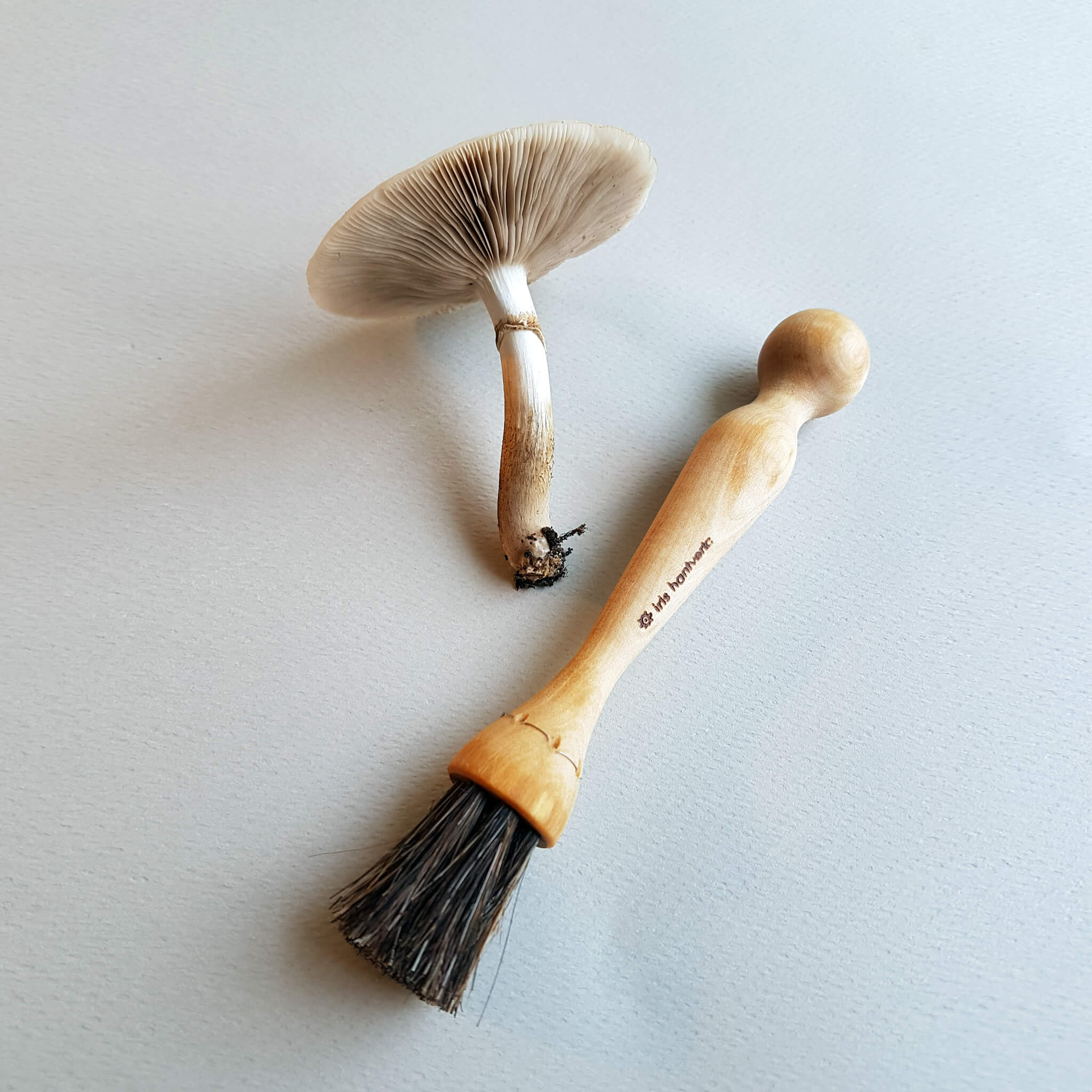 Mushroom Brush Handmade - Unik by Nature