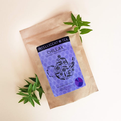 Intelligent Tea Chillax Herbal Infusion Wild & Organic - Unik by Nature