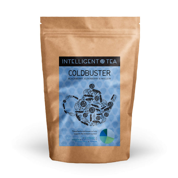 Intelligent Tea Cold Buster Herbal Infusion Wild & Organic - Unik by Nature