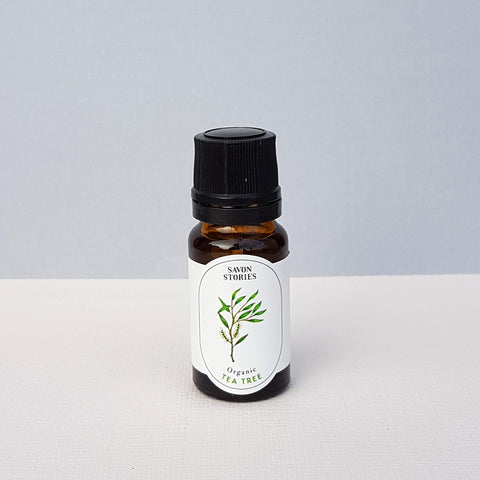 Tea Tree Organic Essential Oil - Unik by Nature