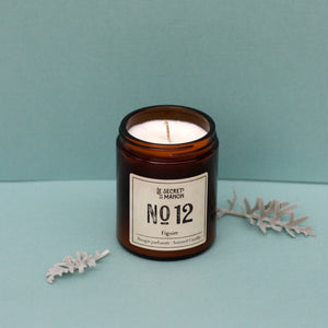 Le Secret de Manon Figuier Scented Candle - Unik by Nature